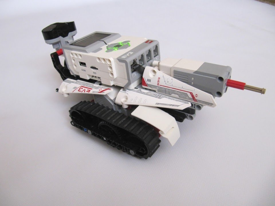 Lego Mindstorms EV3 - MultiTank - YouTube