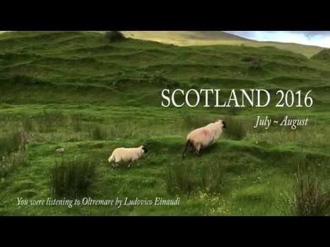 Beautiful Scotland  ~ Road Trip 2016
