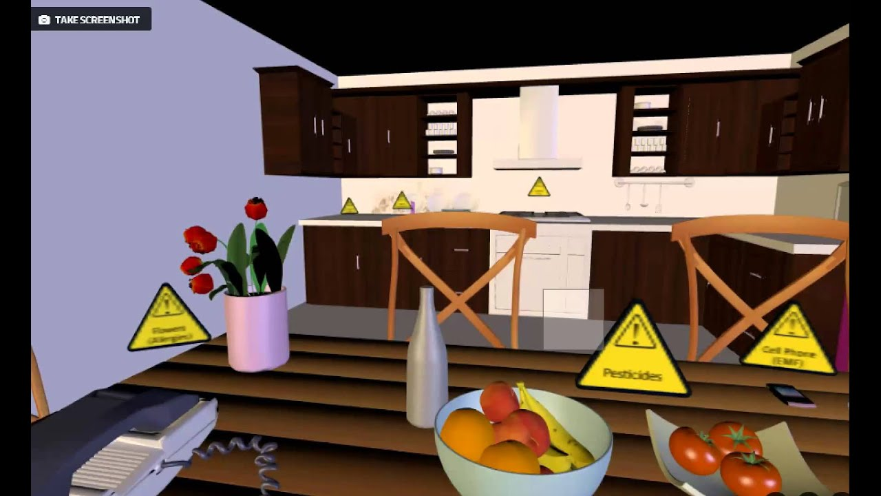 Kitchen health hazards youtube for 5 kitchen safety hazards