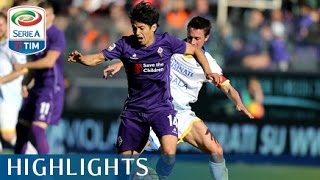 Video Gol Pertandingan Fiorentina vs Frosinone FC