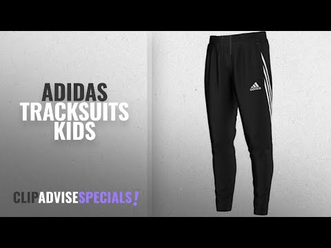 adidas Sere14 JuniorBoys Tracksuit Bottoms