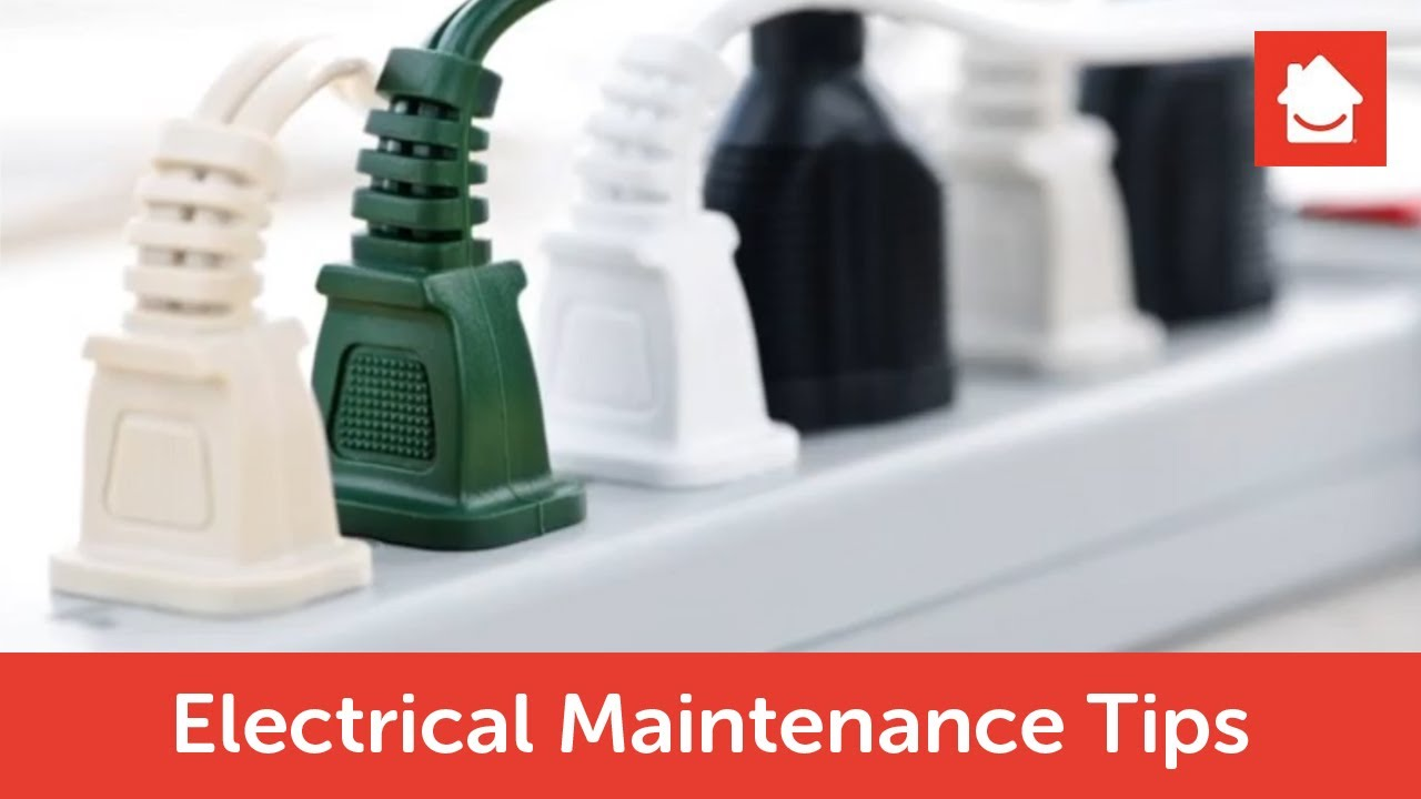 Steps for Proper Electrical Maintenance