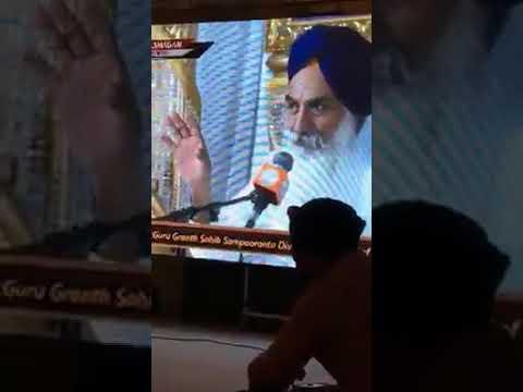 Sant Jarnail Singh Ji  BhindranwaleYa nu Challenge Krna te Santa di takat- Giani Jaswant Singh Ji