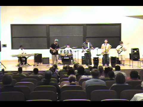 Everybody Hates Mondays - Under the Moon: Settlement Music School Summer Jam 2009