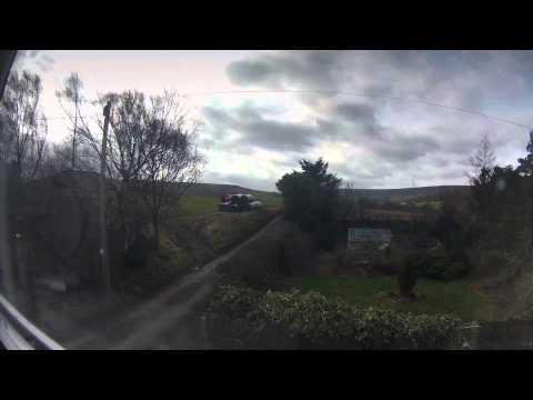 Sky timelapse - Westerdale North York Moors