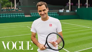 Download lagu 73 Questions With Roger Federer | Vogue