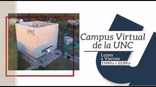 Los cursos del campus virtual de la UNC llegan a Canal U