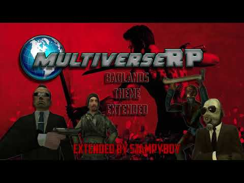 Into The Badlands Theme Extended - MultiverseRP