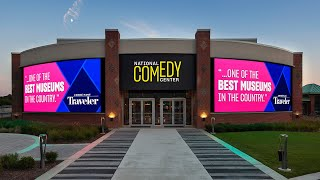 Welcome to the National Comedy Center