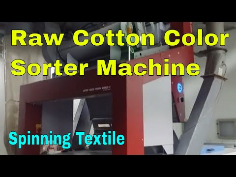 Cotton Cleaning Machine || Cotton Contamination || Yarn Manufacturing