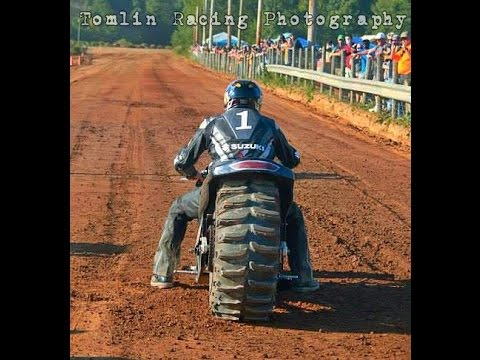 Top Fuel Motorcycle Dirt Drags 2