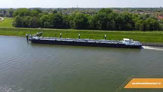 Motortankschip Forens | Lekkanaal | Binnenvaart | Shipspotting