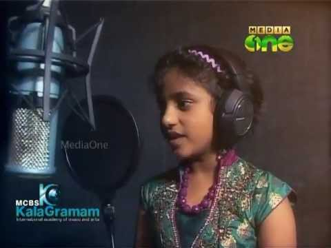 MCBS KalaGramam - Media One 'Thulli' programme- Title song By Eleena