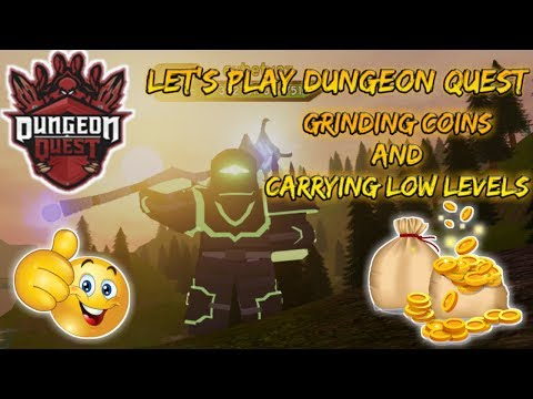 Let S Play Roblox Dungeon Quest Raiding With The Punks Guild