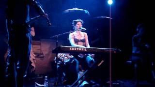 Opening and Astronaut -- Amanda Palmer (Live, Heidelberg)