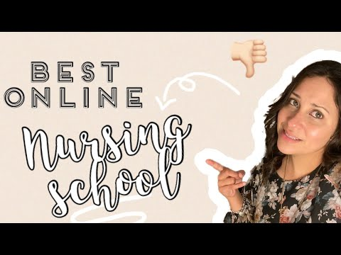 Best Online Nursing School | My Experience at Excelsior College