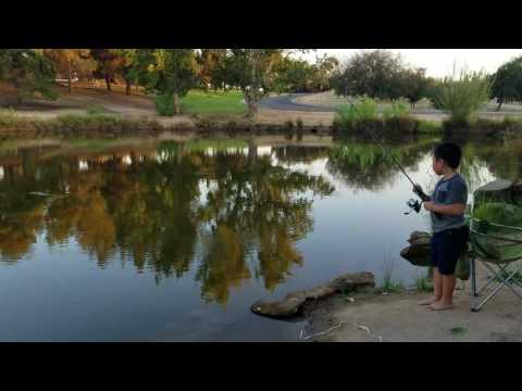 HMOOB LITTLE BOY FISHING
