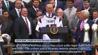 The First Amendment Doesn't Give NFL Players A Right To Free Speech On Company Time