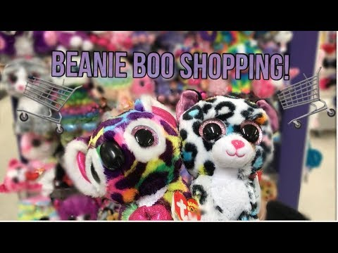 Going Beanie Boo Shopping At Claire s! 🛒 - YouTube cea02430a561