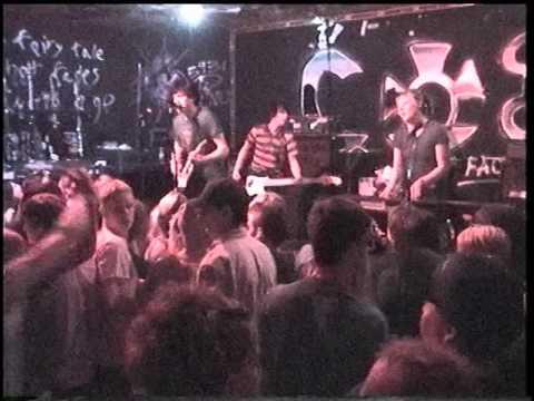 The Gadjits at the Cog Factory, Omaha, NE 03/03/01