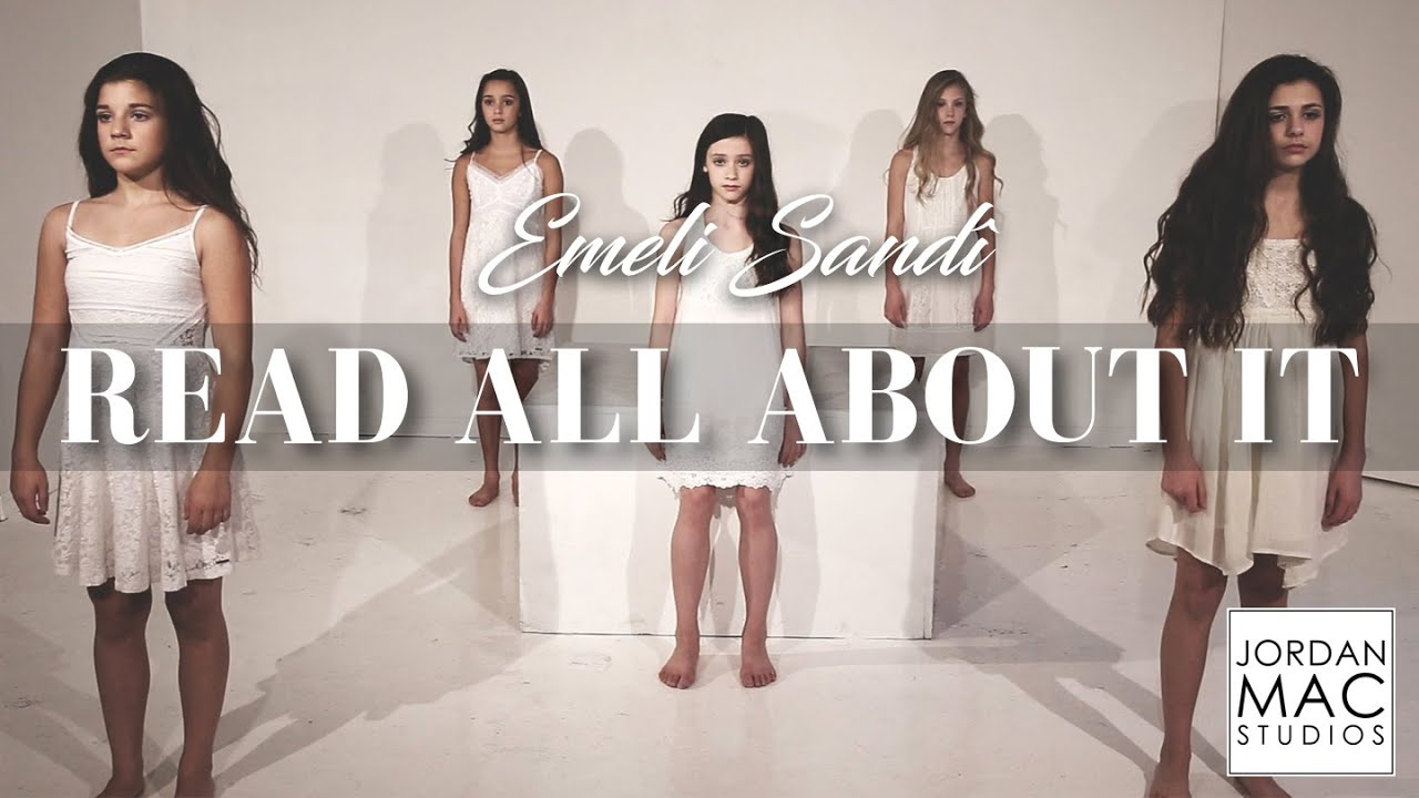 Jordan Mac Studios Presents EMELI SANDÉ - READ ALL ABOUT IT - Choreography by Mo Williams