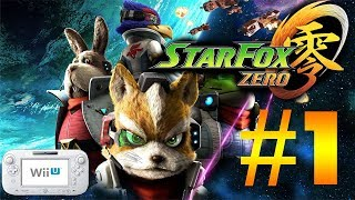 STAR FOX ZERO w/ UDJ &TheNSCL - Episode 1: Flight School