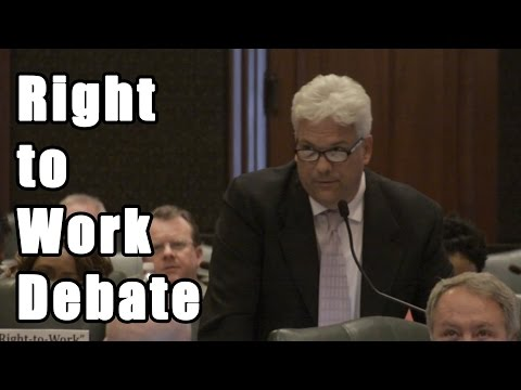 IL Right-to-work debate