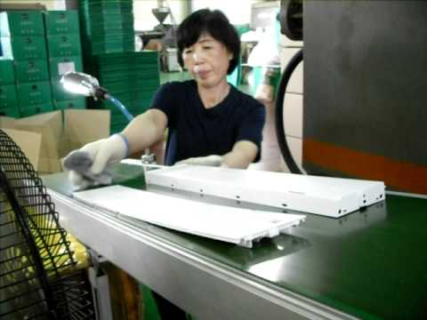 440ml Cartridge Injection Molding Process-KS INK.AVI