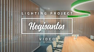 Hegisantos - Lighting Project by Indelague Group