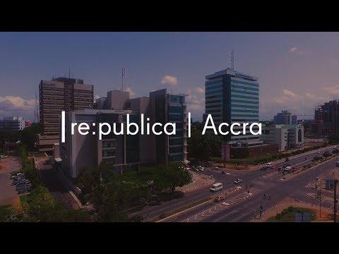 re:publica Accra 2018 | re:cap