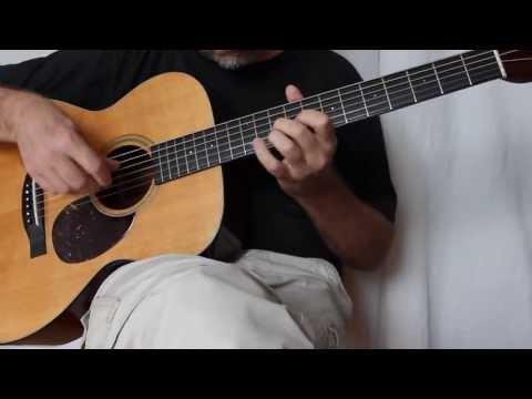 Wayfaring Stranger - Instrumental / Fingerstyle Guitar