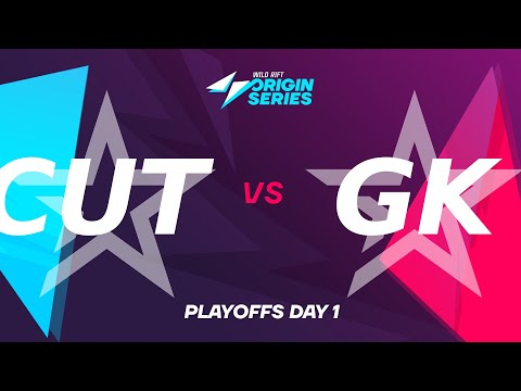 WR:OS August Cup Finals Day 1 CUT vs GK - Group C