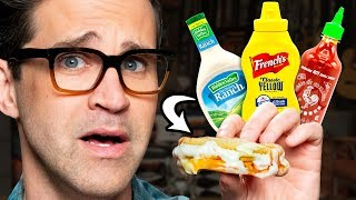 Gross Condiment Cookies Taste Test
