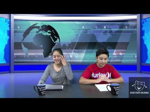 Santiago School News Broadcast Episode 16