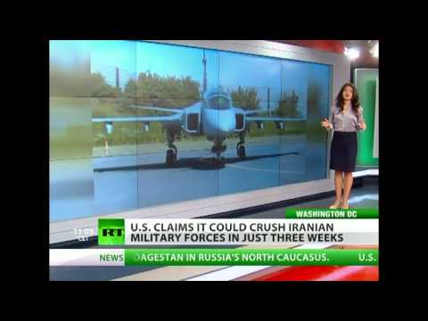 US claims it can crush Iran armed forces in 3 weeks Russia Pre-emptive Strike Against NATO