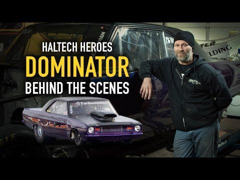 Dominator Behind The Scenes – Haltech Heroes