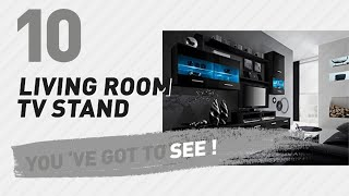 Living Room TV Stand // New & Popular 2017