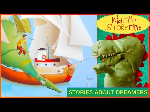 Puff, the Magic Dragon (a children's book based on the song) READ ALOUD streaming vf