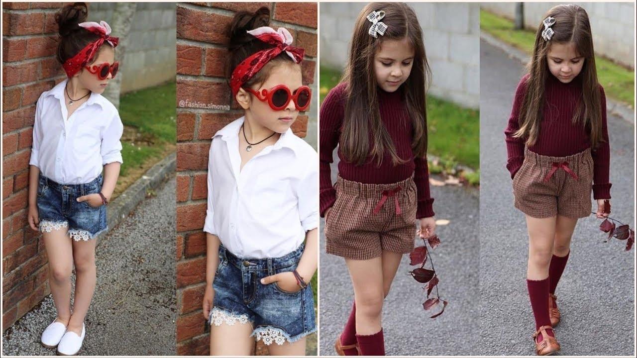 3a7856fa7 كولكشن ملابس أطفال بنات 2019 ,أجمل ملابس أطفال بنات صيفية 2019 ...