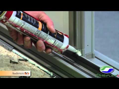 Andersen A-Series Patio Door Installation: Video Guide