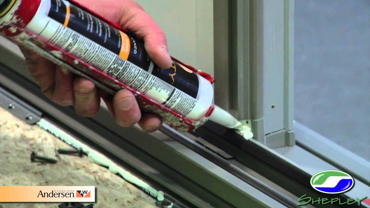 Andersen A Series Patio Door Installation Video Guide