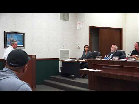 Allegany County Board of County Commissioners Public Meeting - October 12, 2017