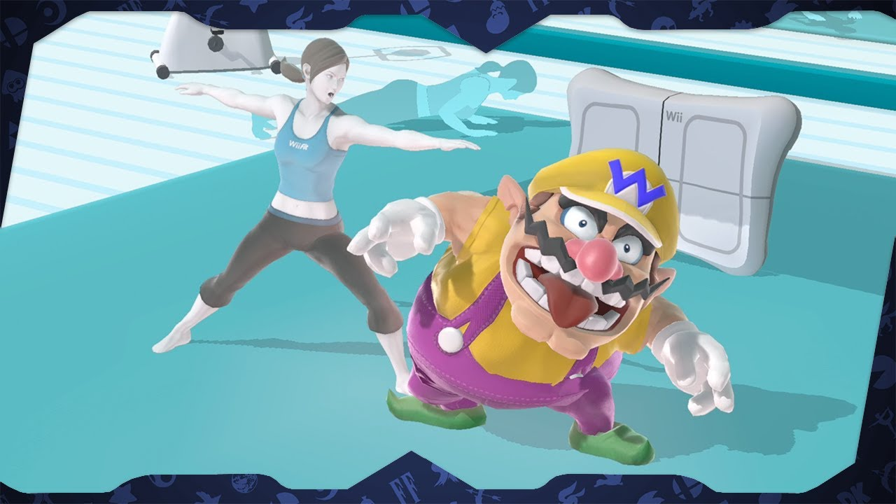 Wario & Wii Fit Trainer Classic Mode 9.9 (2-Player) | Super Smash Bros. Ultimate ᴴᴰ (2018)