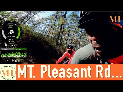 Cycling Group Ride  Cycling Tips 1162021   MT Pleasant Road South