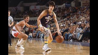 Disrespected  - Pete Maravich could have been the Goat
