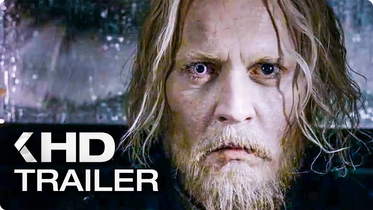 FANTASTIC BEASTS 2: The Crimes of Grindelwald Trailer (2018)