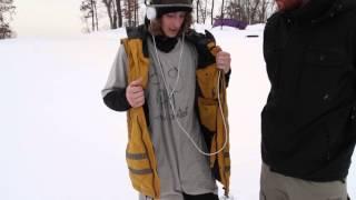 Phil 'b-dog' Casabon's Orage Ski Jacket