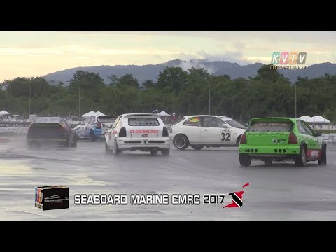 Seaboard Marine CMRC 2017 Wallerfield, Trinidad & Tobago