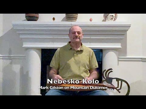 Nebesko Kolo (a study in tremolo)