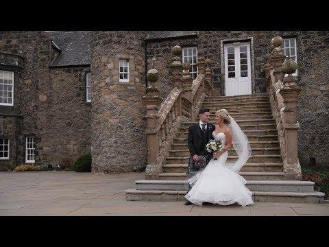 Rachael & John | Wedding Film | Meldrum House Hotel | Aberdeenshire | Scotland